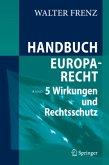 Handbuch Europarecht 5
