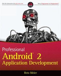 Professional Android Application Development - Meier, Reto