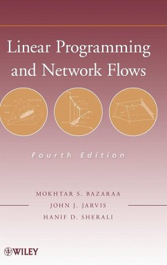 Linear Programming 4e - Bazaraa; Jarvis; Sherali