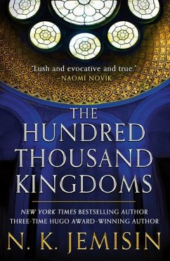The Hundred Thousand Kingdoms - Jemisin, N. K.