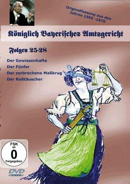 Königlich Bayerisches Amtsgericht Folge 25-28 - Königlich Bayerisches Amtsgericht 7