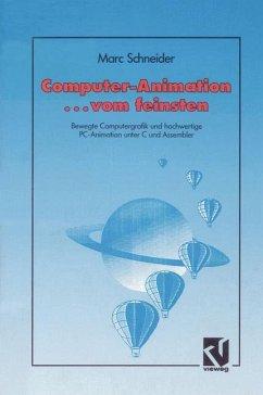 Computer Animation ... vom feinsten