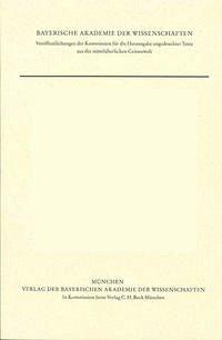 Scriptum in primum librum Sententiarum - Mare, Guillelmus de la