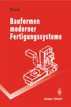 Bauformen moderner Fertigungssysteme - Perovic, Bozina