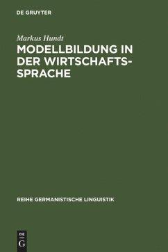Modellbildung in der Wirtschaftssprache