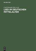 Lied im deutschen Mittelalter
