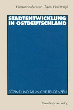 Stadtentwicklung in Ostdeutschland