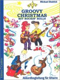 Groovy Christmas mit Rockin' Rolls, Gitarre