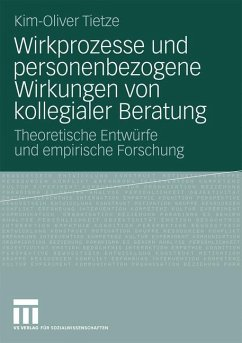Wirkprozesse und personenbezogene Wirkungen von...