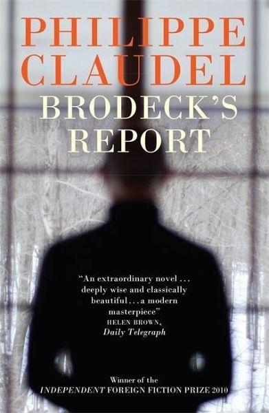 Brodeck S Report Von Philippe Claudel Englisches Buch border=
