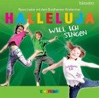 Halleluja will ich singen, 1 Audio-CD