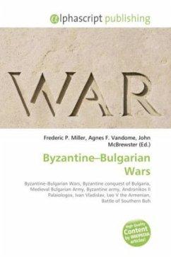 Byzantine Bulgarian Wars