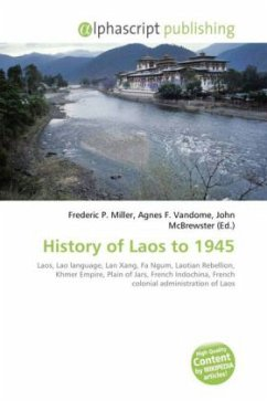 History of Laos to 1945