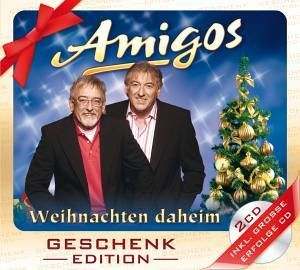 weihnachten daheim geschenkedition von amigos cd. Black Bedroom Furniture Sets. Home Design Ideas