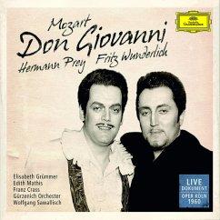 Don Giovanni (Ga In Deutscher Sprache) - Prey/Wunderlich/Grümmer/Mathis/Sawallisch/+