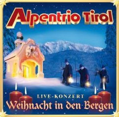 weihnachten in den bergen von alpentrio tirol cd. Black Bedroom Furniture Sets. Home Design Ideas