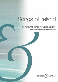 Songs of Ireland, Gesang und Klavier