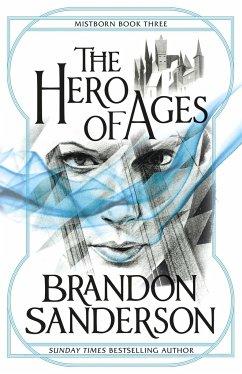 Mistborn 3. The Hero of Ages - Sanderson, Brandon