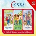 CONNI - 3-CD HÖRSPIELBOX VOL. 2