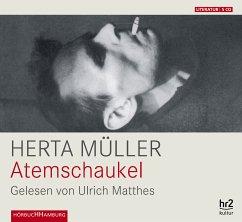 Atemschaukel, 5 Audio-CDs - Müller, Herta