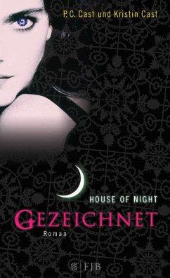 Gezeichnet / House of Night Bd.1 - Cast, P. C.; Cast, Kristin