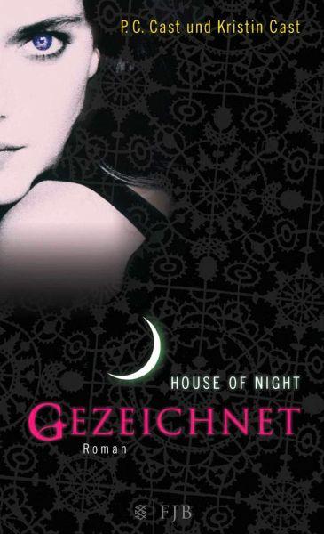 Buch-Reihe House of Night von Cast & Cast