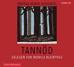 Tannöd, 3 Audio-CDs - Schenkel, Andrea Maria
