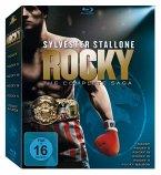 Rocky - The Complete Saga (7 Discs)