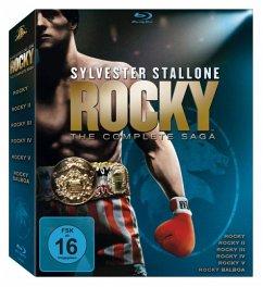 Rocky Complete Saga