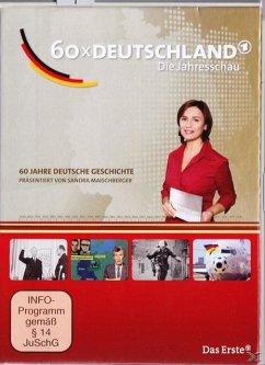 60 x Deutschland - Die Jahresschau - Die komplette Box DVD-Box - 60xdeutschland-Die Jahresschau