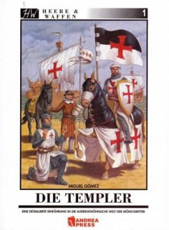 Die Templer / Heere & Waffen Bd.1