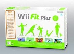 Wii Fit Plus inklusive Balanceboard