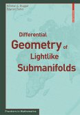 Differential Geometry of Lightlike Submanifolds