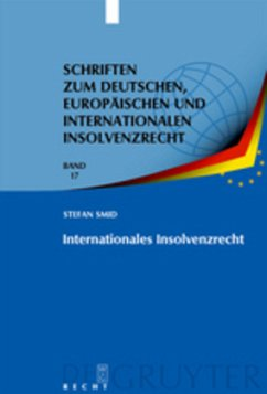 Internationales Insolvenzrecht - Smid, Stefan