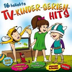 16 Beliebte Tv-Kinder-Serien Hits - Partykids,Die