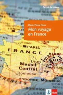 Mon voyage en France - Überarbeitung