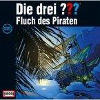 Der Fluch des Piraten / Die drei Fragezeichen - Hörbuch Bd.135 (1 Audio-CD)