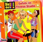 Gefahr im Fitness-Studio / Die drei Ausrufezeichen Bd.4