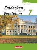 Entdecken und Verstehen 7. Schuljahr. Schülerbuch. Sachsen-Anhalt
