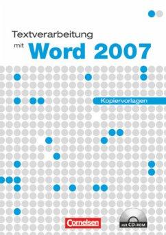 Datenverarbeitung. Textverarbeitung mit Word 2007