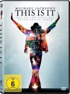 Michael Jackson's This Is It (DVD) - Michael Jackson