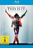 Michael Jackson's This is it, 1 Blu-ray