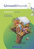 Umweltfreunde 2. Schuljahr. Neubearbeitung 2009. Arbeitsheft. Thüringen
