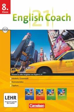 English G 21 - Band 4: 8. Schuljahr Englisch Co...