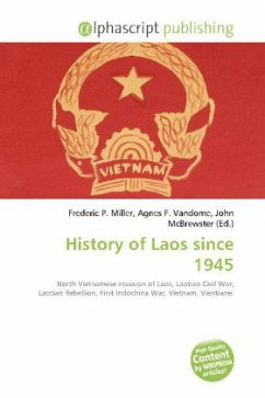 History of Laos since 1945