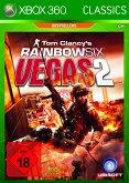 Tom Clancy's Rainbow Six: Vegas 2 (dt.) (Xbox 360)
