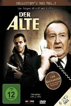 Der Alte - Collector´s Box Vol. 03 (Folgen 48-6...