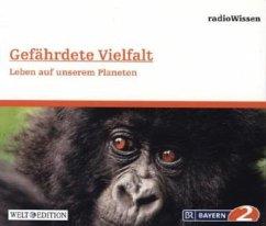 Gefährdete Vielfalt, 1 Audio-CD