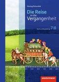Die Reise in die Vergangenheit 7/8. Schülerband. Berlin und Brandenburg