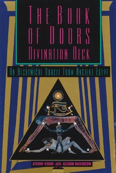 The Book Of Doors Divination Deck An Alchemical Oracle